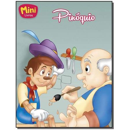 Miniclassicos Todolivro - Pinoquio