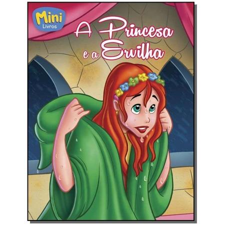 Miniclassicos Todolivro - Princesa e a Ervilha