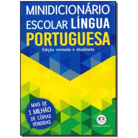 Minidicionário Escolar - Língua Portuguesa