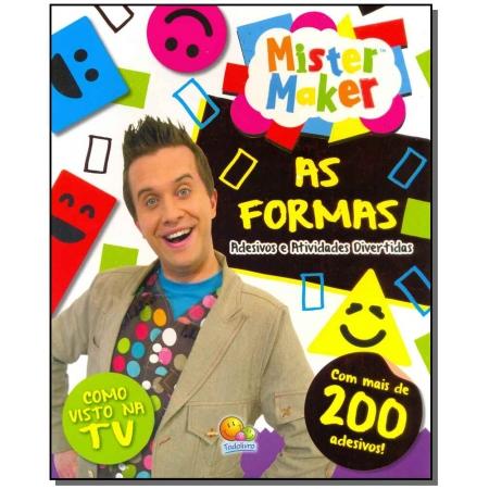 Mister Maker: As Formas
