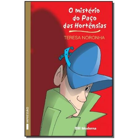 Misterio do Paco das Hortensias Ed2