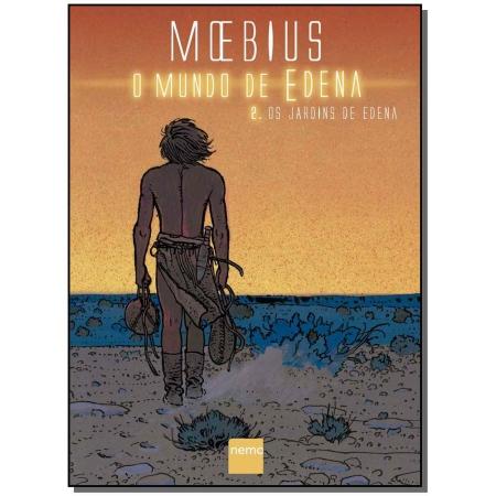 Moebius - o Mundo De Edena Vol2