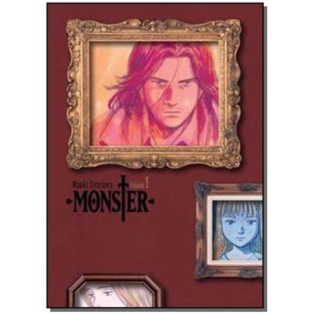 Monster Kanzenban - Vol. 01