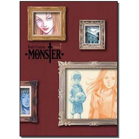 Monster Kanzenban - Vol. 02
