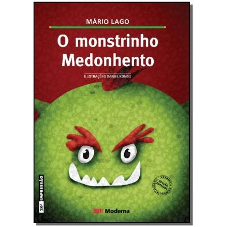 Monstrinho Medonhento Ed2