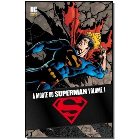 Morte Do Superman Vol 1