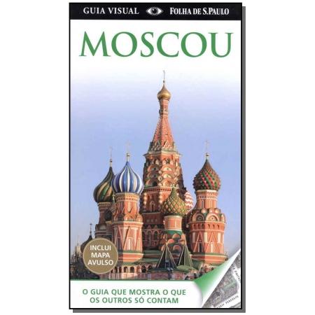 Moscou - Guia Visual Com Mapa