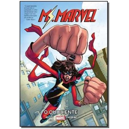 Ms. Marvel: O Quociente