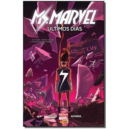 Ms. Marvel: Últimos Dias