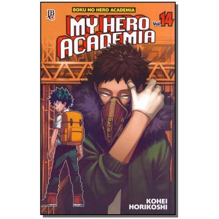 My Hero Academia - Vol. 14