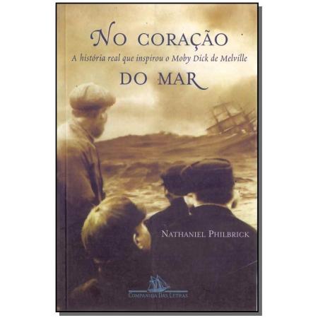 No Coracao Do Mar - (Cia Das Letras)