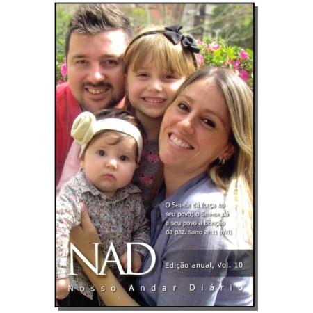 Nosso Andar Diário - Vol.10 - Capa Família