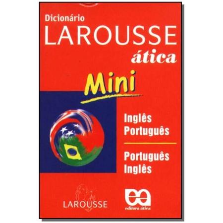Novo Mini Dicionario Larousse Ingl./port.
