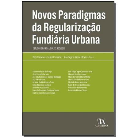 Novos Paradigmas da Regularização Fundiária Urbana - 01ED/19