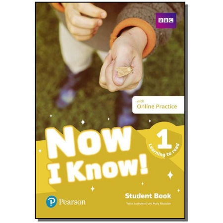 Now I Know! 01 - Learning to Read - Student Book With Online Practice
