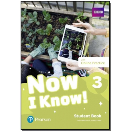 Now I Know! 03 - Student Book With Online Practice