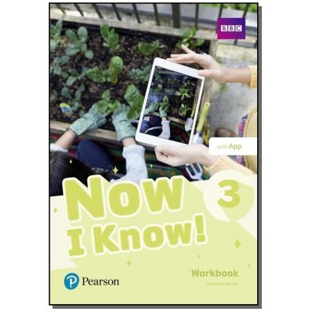 Now I Know! 03 - Workbook With App