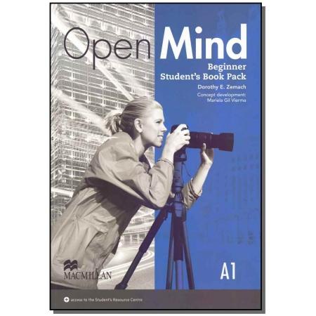 Open Mind - Beginner Student's Book Pack - 01Ed/14