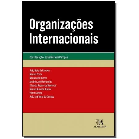 Organizações Internacionais - 01Ed/19