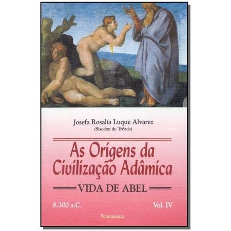 Origens da Civiliz.adâmica,as-vol.4