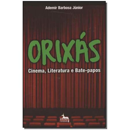 Orixás - Cinema, Literatura e Bate-papos
