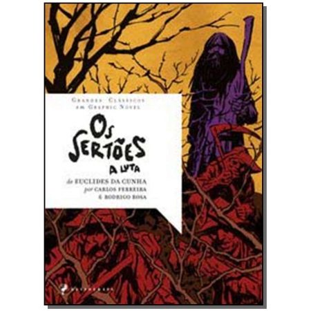 Os Sertões - graphic novel