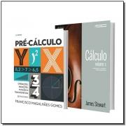 PACK CALCULO - VOL. I + PRE-CALCULO