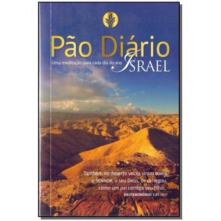 Pão Diário - Israel