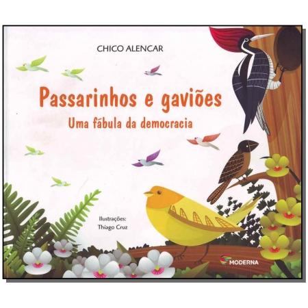 Passarinhos e Gavioes Ed.03