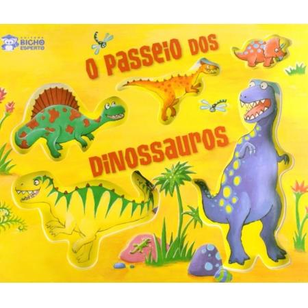 Passeio Dos Dinossauros, O