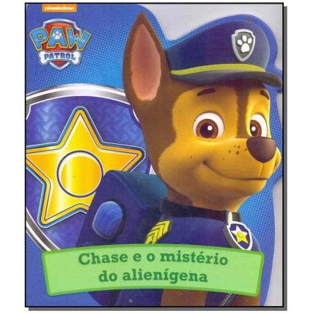 Paw Patrol - Chase e o Mistério do Alienígena