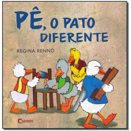 Pê, O Pato Diferente - 02Ed/19
