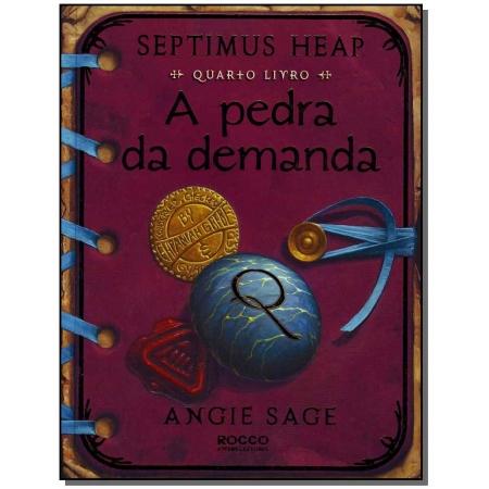 Pedra da Demanda, a - Quarto Livro