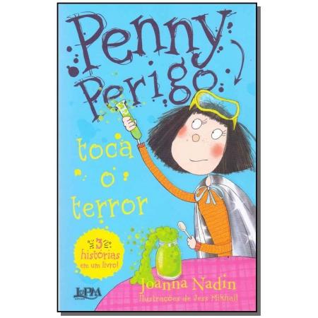 Penny Perigo Toca o Terror