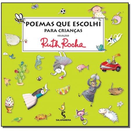 Poemas Que Escolhi Para as Criancas