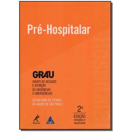 Pré-Hospitalar - 02Ed/15