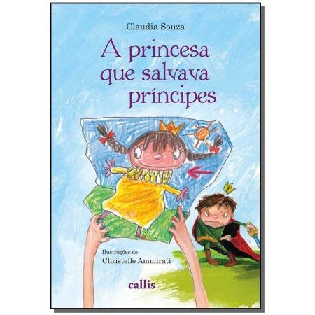 Princesa Que Salvava Príncipes, A