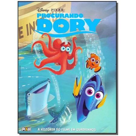 Procurando Dory - A História do Filme em Quadrinhos