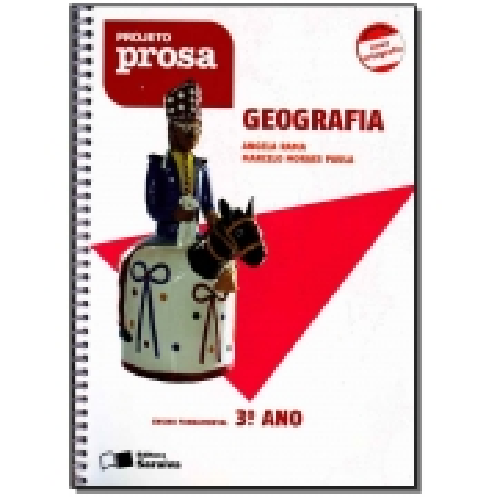 Projeto Prosa Geografia 3 Ano