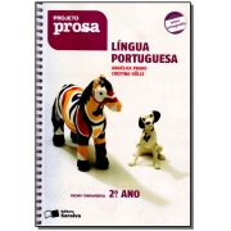 Projeto Prosa Lingua Portuguesa 2 Ano