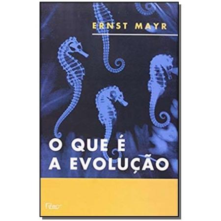 QUE E A EVOLUCAO, O