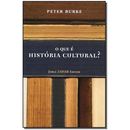 Que é História Cultural?, O