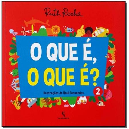 Que E, o Que E, O? - Vol.02 - (Moderna)