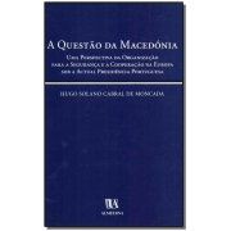 Questão da Macedónia, A