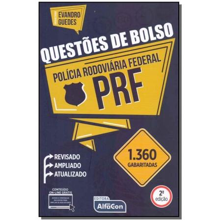 Questões de Bolso - PRF - 02Ed/18
