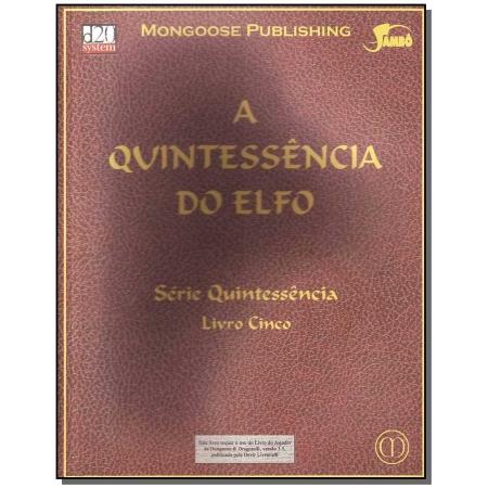 Quintessencia Do Elfo, a - 34088