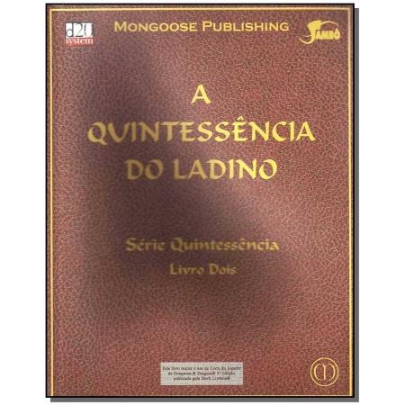 Quintessencia Do Ladino, a - 34057