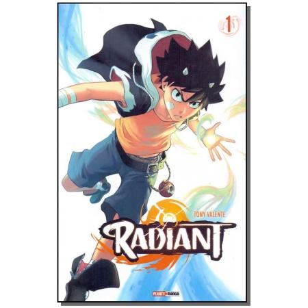 Radiant - Vol. 01