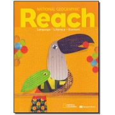 Reach - Level D - Student Anthology - 01Ed/11