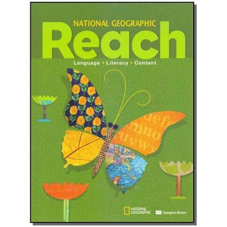Reach - Level E - Student Anthology - 01Ed/11